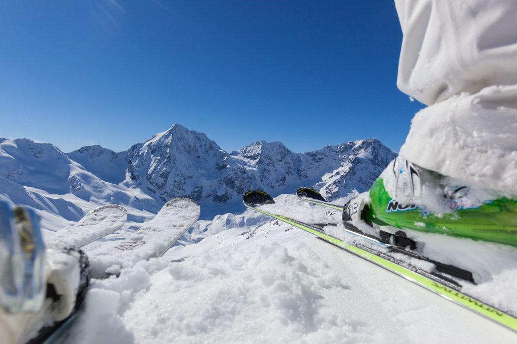 Südtirol, Vinschgau, Winter, Sulden, Schnee, Wintersport,