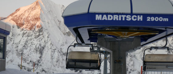 4-seater chairlift Madritsch