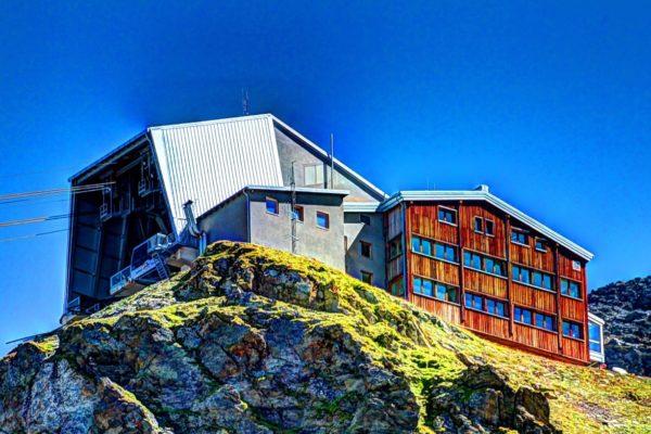 Bergstation Seilbahn1